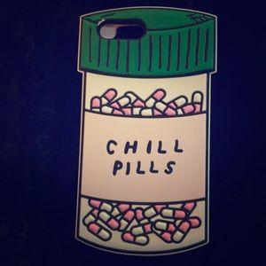 Chill pills iPhone 6/7/8 Plus phone case.